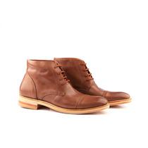 Bota West Boots - 100% Cuero Legítimo - Marco Hombre