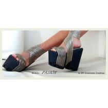 Sandalias 2016 Pasion (elegantes,elastizadas)