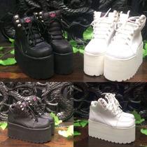 Botas Zapatos Plataforma Otoño Invierno 2016