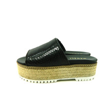 Zapatos Cuero Plataforma Mujer Sandalia Magali Shoes