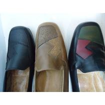 Zapato Acolchado Elastizado Mujer Señora Taco Vestir Oficina