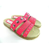 Zapatos Zuecos Mujer Plataforma Cuero Verano Magali Shoes