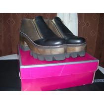 Zapatos Moda Nivel Uno - Malibu
