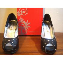 Zapatos Fiesta Con Tachas