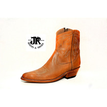 Botas Texanas - Jr Boots & Shoes - Art. 6046 Miel