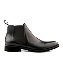 Botas Chelsea Boots - 100% Cuero Legítimo - Marco Hombre