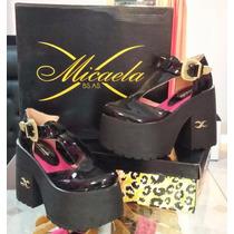 Zapatos Micaela Tipo Guillermina - Hermosos!!