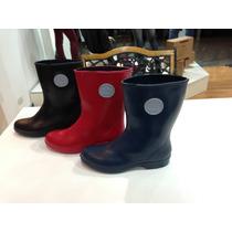 Botas De Lluvia Exelente Diseño Y Colores!!!