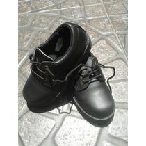 Zapatos Negros Tipo Escolar