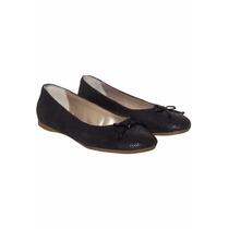 Zapatos Mujer Chatitas Cuero Zapatillas Magali Shoes