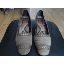 Zapatos Piccadilly De Gamuza