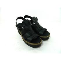 Zapatos Verano Mujer Cuero Plataforma Magali Shoes