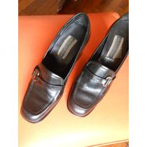 Zapatos Hush Puppies Negros T 36 Super Cómodos!