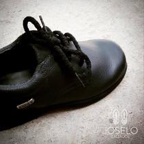 Zapatos Colegiales, Cuero-guillermina-cordon-velcro-hebilla.