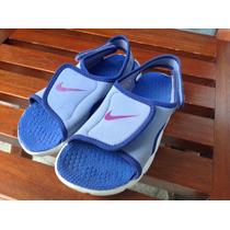 Sandalia Nike De Nena Muy Buen Estado!
