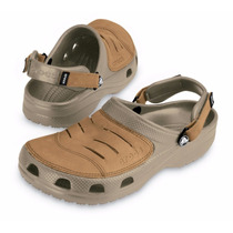 Crocs Yukon Khaki / Importadas / Deporfan