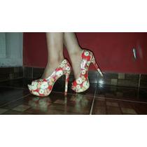 Zapatos Estilo Europeo