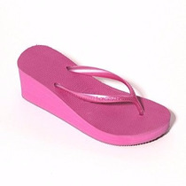 Ojotas Havaianas High Fashion - Originales En Caja
