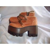 Zapatos Plataforma Anca & Co. N 38