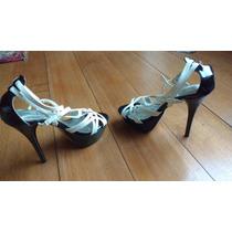 Zapatos/sandalias/stilettos Importados Talle 36/37 Nuevos
