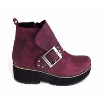 Botas Platataforma Zinderella Shoes Numeros 41 42 43 44