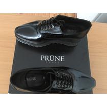 Zapato Plataforma Prune