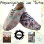 Alpargatas Zapatillas Yute Rueda 100% Originales De Autor
