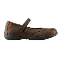 Zapatos Guillerminas Escolares Marron Kickers 27 - 36
