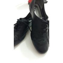 Zapatos Nena, Hush Puppies! N°34..de Cuero!