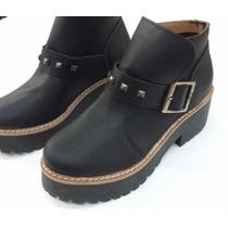 Botitas Borcegos Botinetas Zapatos. De Mujer. Muy Comodos