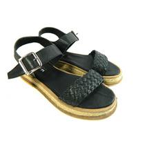 Sandalias Zapatos Mujer Zuecos Plataforma Magali Shoes