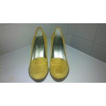 Zapatos Con Plataforma Guess