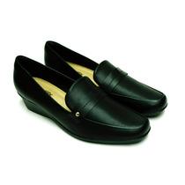 Zapato De Mujer Piccadilly Confort Taco Chino Cueros Liberty