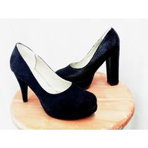 Zapatos De Mujer Stilettos Luis Xv Rayuela Calzados!