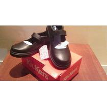 Zapato Kickers Modelo Kemos Escolar Ultimos Pares Enviograt