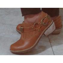 Zapato Botita Tejana Calzado Dama Charrito Envio Gratis