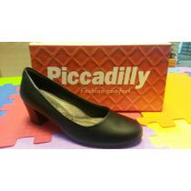 Zapato Clásico Super Confort Picadilly Del 35 Al 40