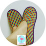 Pantuflas De Mujer. Diseños Exclusivos. Suela Antideslizante
