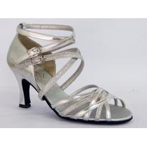 Zapatos De Baile Salsa Mujer Bachata Ballroom Ritmos Latinos