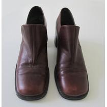 Zapatos Marrones Banana Republic Comodisimos 37-38 (25,5cm)