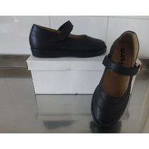 Zapatos Escolares Nena-niña