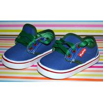 Zapatillas Tiempo Libre Heyday Talle 18 A 21 Little Treasure