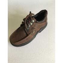 Zapato De Hombre Cuero Original N° 34 A 44 Cosido Y Pegado