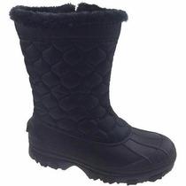 Botas Pre Esqui Invierno Impermeables Ideales Para La Nieve