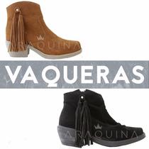 Bota Vaquera Texana - Zapatos Mujer Cierre Moda - Araquina