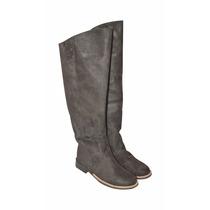 Botas Bucaneras Caña Alta - Zapatos Mujer - Otoño Invierno