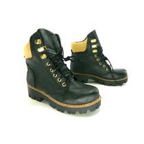 Zapatos Mujer Borcegos Zapatillas Cuero Botas Magali Shoes
