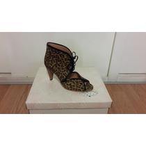 Sandalias De Mujer Alfonsina Excelentes !!!...nuevos !!!