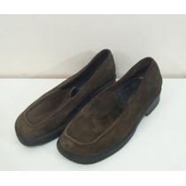 Zapatos Franco Pasotti, En Exc Condiciones, De Gamuza, 43