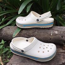 Suecos Sea Walk Banda! Tipo Crocs 35 Al 44! Varios Colores!!